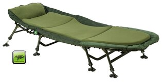 Lehátko GIANTS FISHING® Bedchair Fleece 8Leg MKII