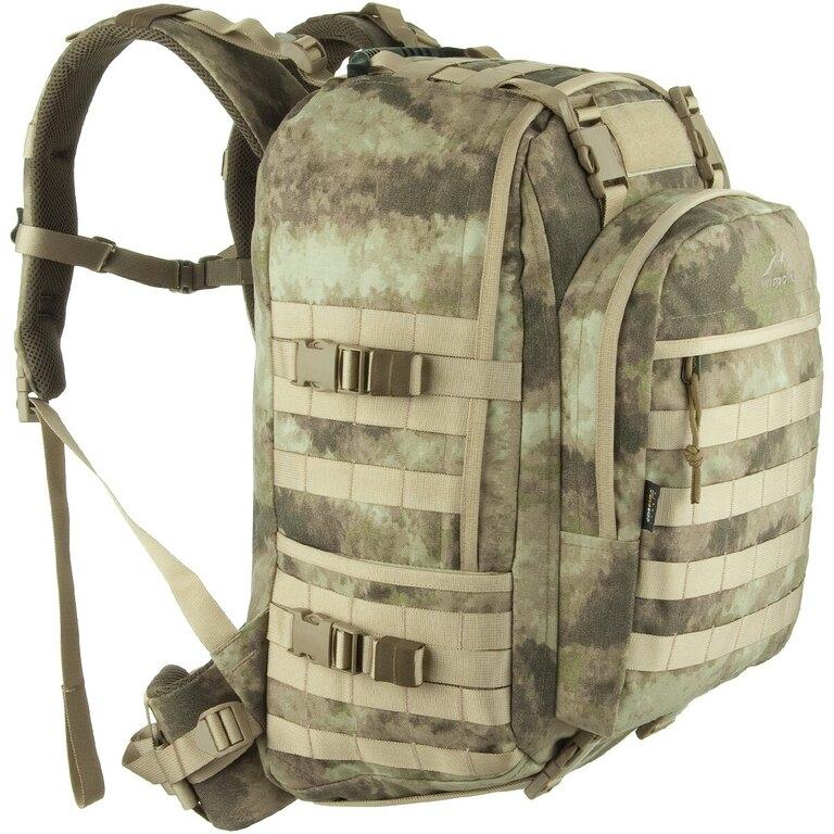 Vojenský batoh Wisport® Whistler 35l - A-TACS AU
