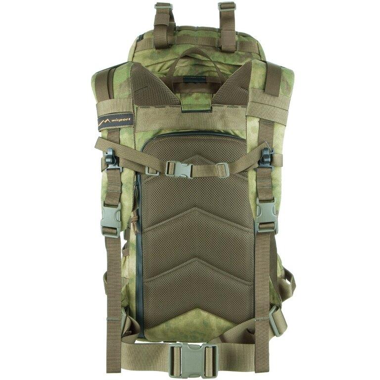 Vojenský batoh Wisport® Silver Fox - A-TACS FG