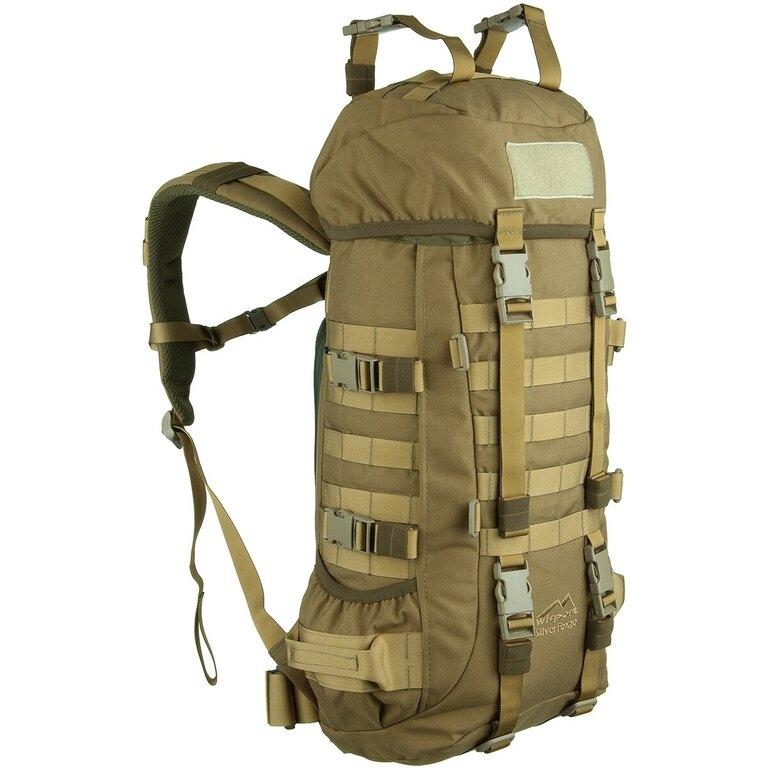 Vojenský batoh Wisport® Silver Fox - coyote