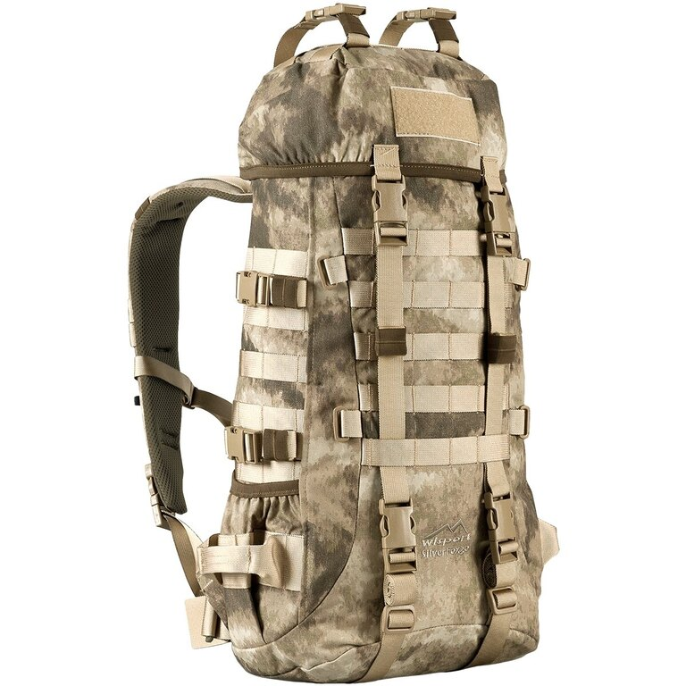 Vojenský batoh Wisport® Silver Fox - A-TACS AU