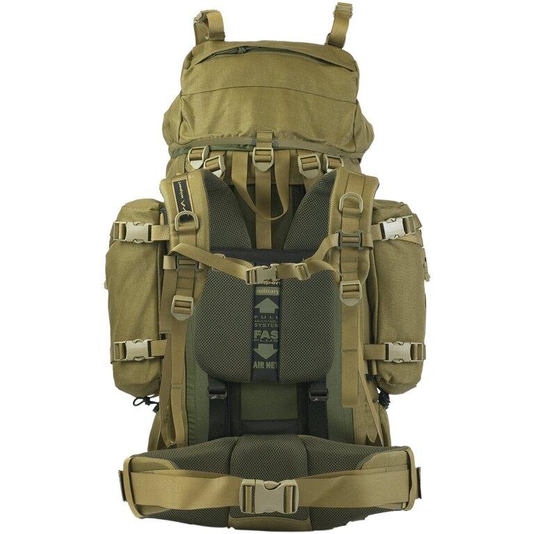 Vojenský batoh Wisport® Reindeer 55l - coyote