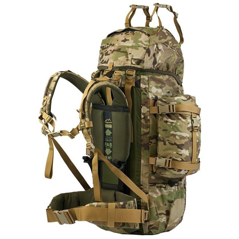Vojenský batoh Wisport® Reindeer 55l - Multicam