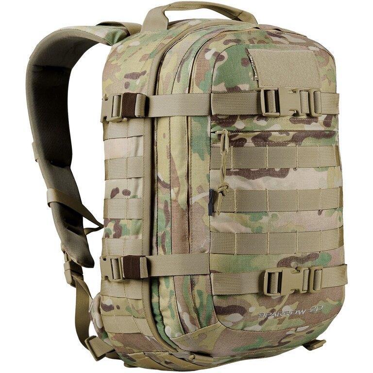 Vojenský batoh Wisport® Sparrow 20l - Multicam