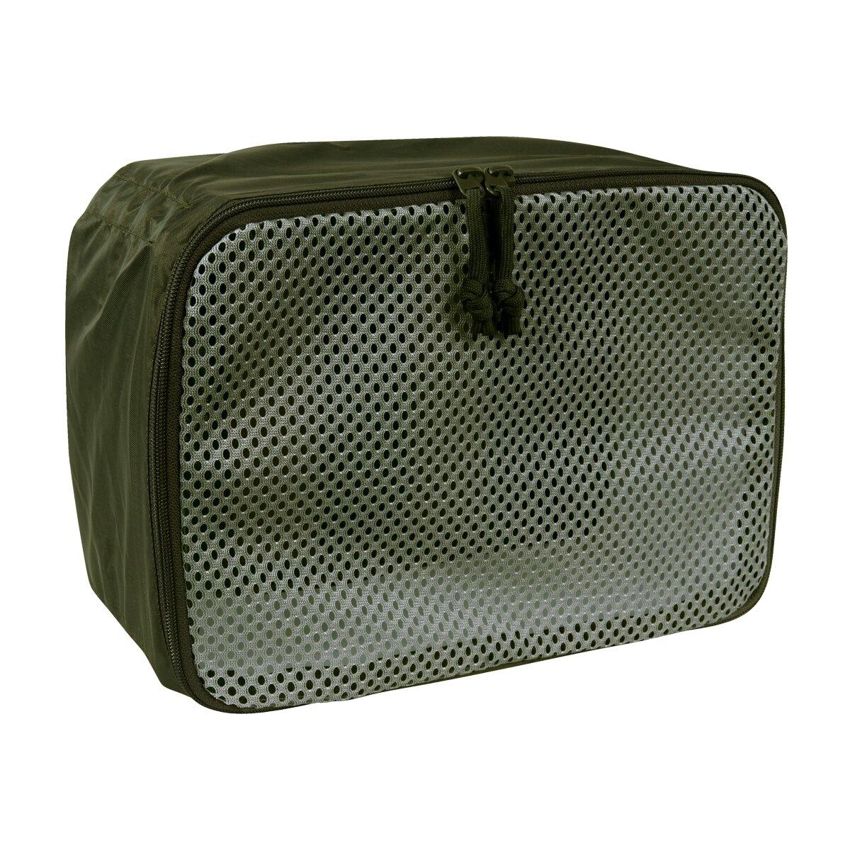Levně Sada velcro pouzder Tasmanian Tiger® Modular Pouch – Olive Green (Barva: Olive Green)