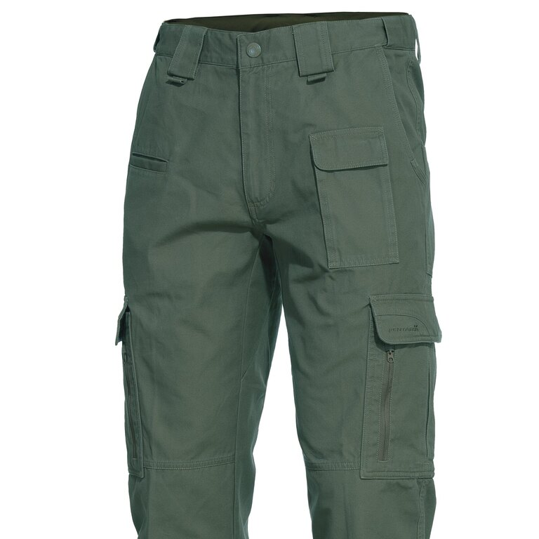 Taktické kalhoty PENTAGON® Elgon Heavy Duty 2.0- oliv