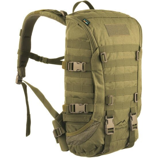 Vojenský batoh Wisport® ZipperFox 25 - coyote 1