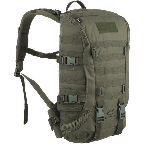 Vojenský batoh Wisport® ZipperFox 25 - RAL7013 1