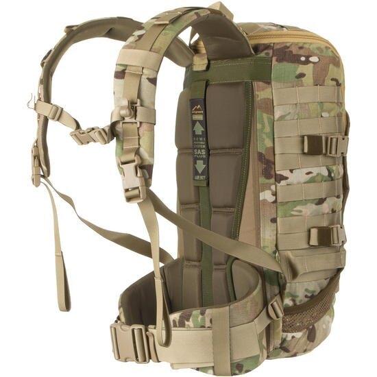 Vojenský batoh Wisport® ZipperFox 25 - Multicam® 2