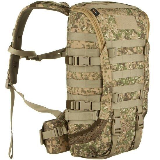 Vojenský batoh Wisport® ZipperFox 25 - PenCott™ BadLands 1