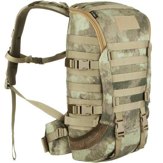Vojenský batoh Wisport® ZipperFox 25 - A-TACS AU™ 1