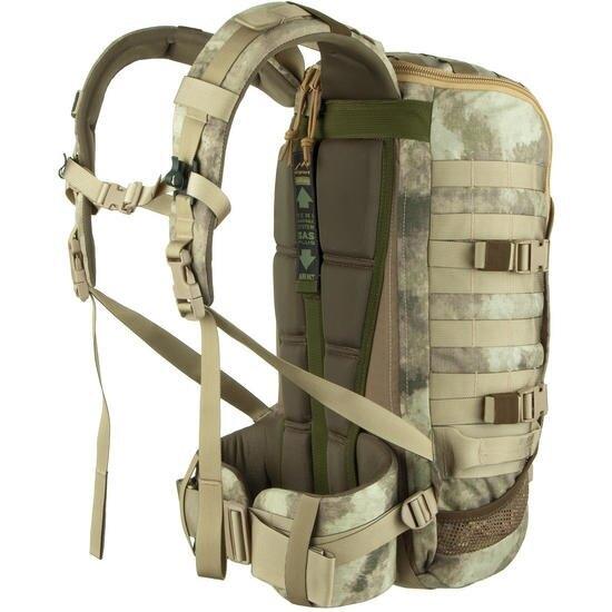 Vojenský batoh Wisport® ZipperFox 25 - A-TACS AU™ 2