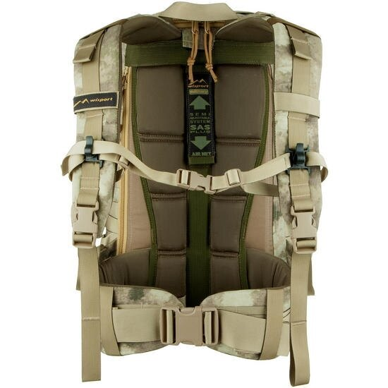 Vojenský batoh Wisport® ZipperFox 25 - A-TACS AU™ 3