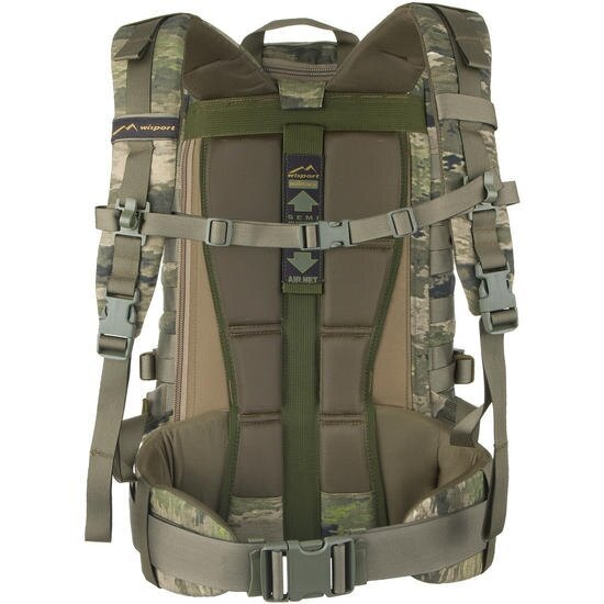Vojenský batoh Wisport® ZipperFox 25 - A-TACS iX™ 3