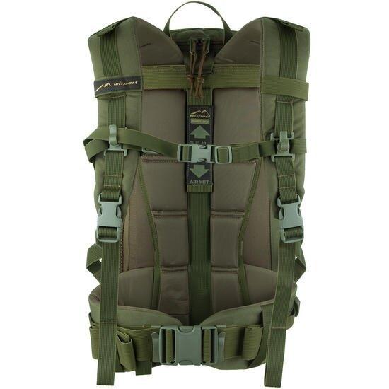 Vojenský batoh Wisport® ZipperFox 25 - olivově zelený 3