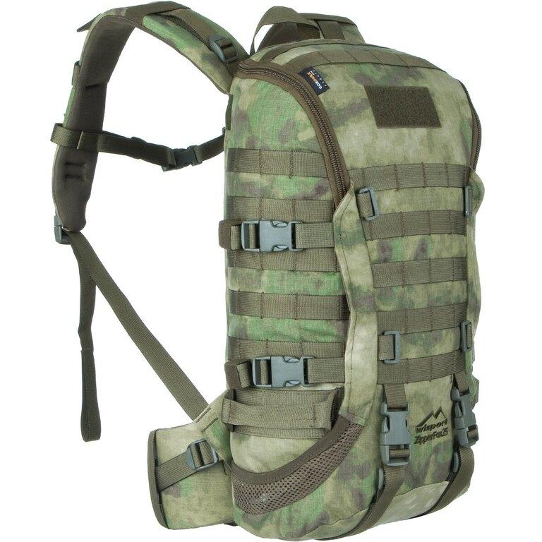 Vojenský batoh Wisport® ZipperFox 25 - A-TACS FG™ 1