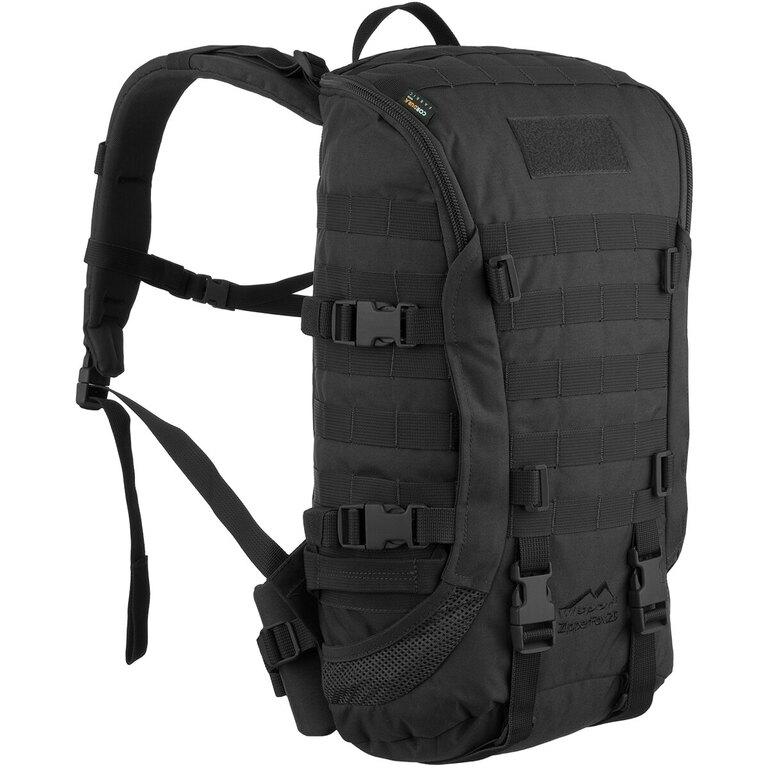 Vojenský batoh Wisport® ZipperFox 25 - černý