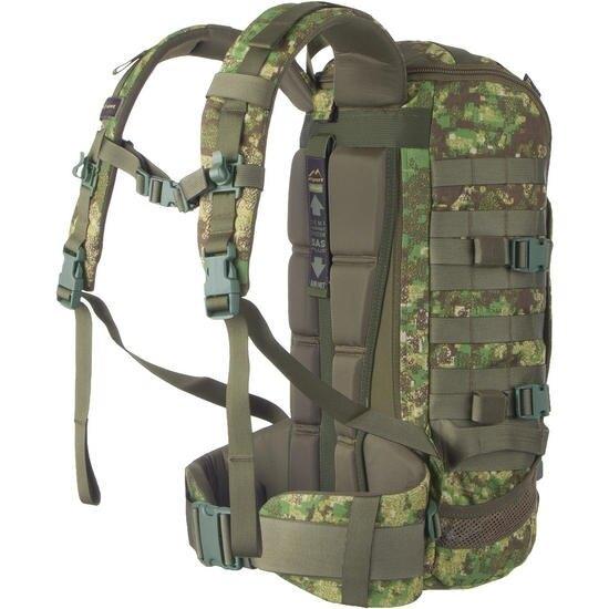 Vojenský batoh Wisport® ZipperFox 25 - PenCott™ GreenZone