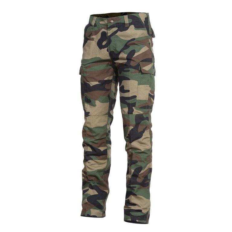 Kalhoty BDU 2.0 PENTAGON® - woodland