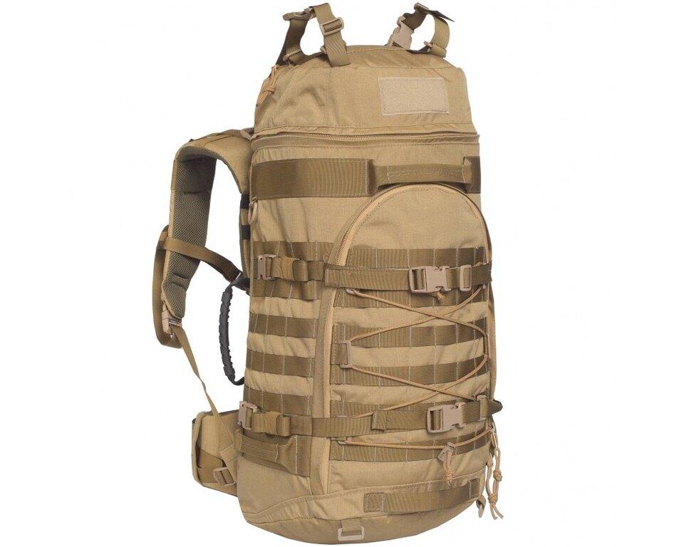Vojenský batoh Wisport® Crafter 55 - coyote