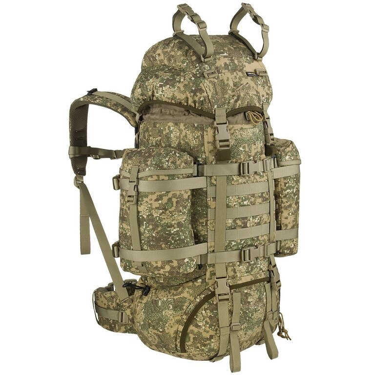 Vojenský batoh Wisport® Reindeer 55l - PenCott™ Badlands