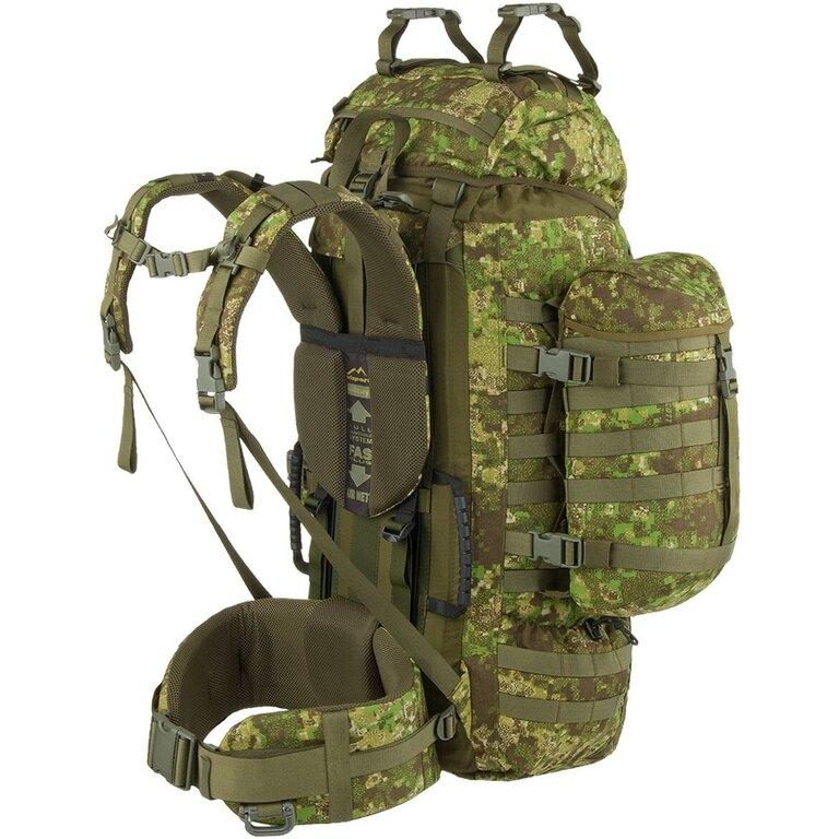 Vojenský batoh Wisport® Raccoon 85l - PenCott™ GreenZone