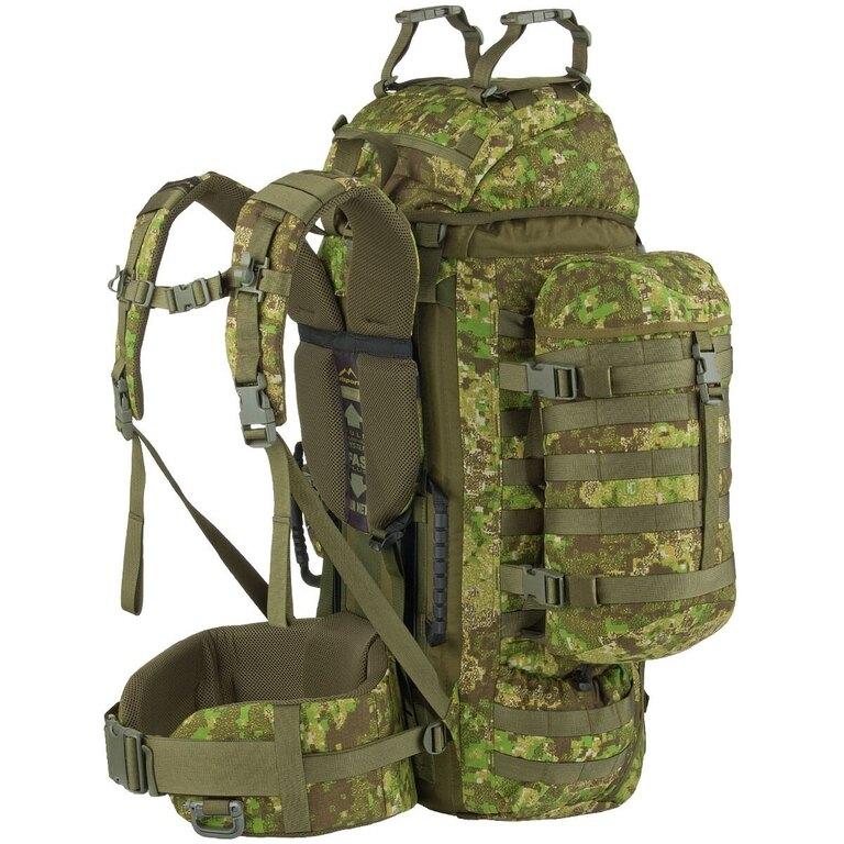 Vojenský batoh Wisport® Raccoon 65l - PenCott™ GreenZone