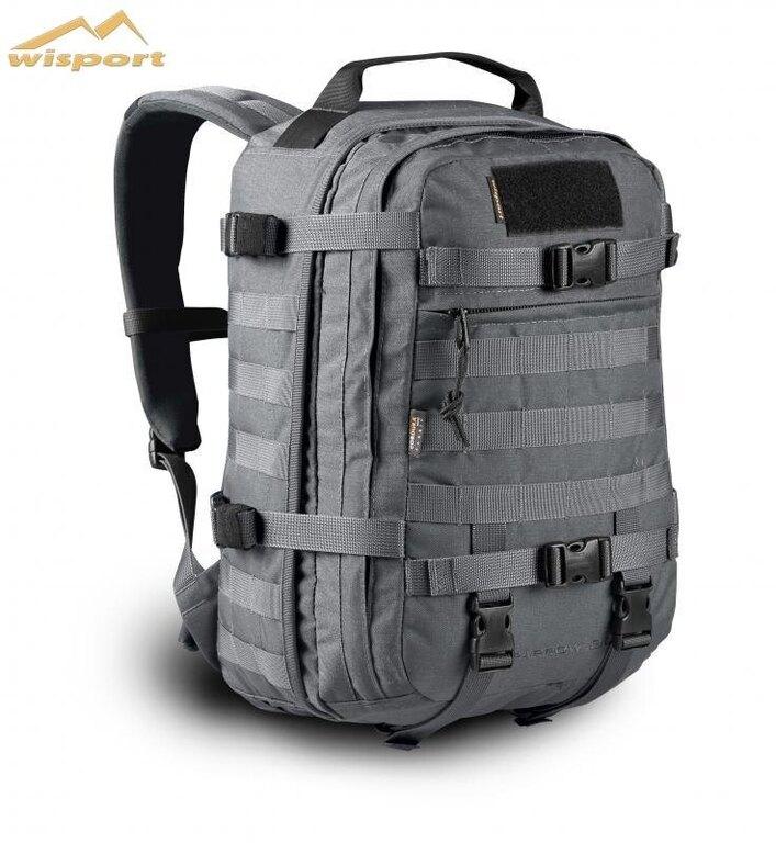 Vojenský batoh Wisport® Sparrow 30l - graphite