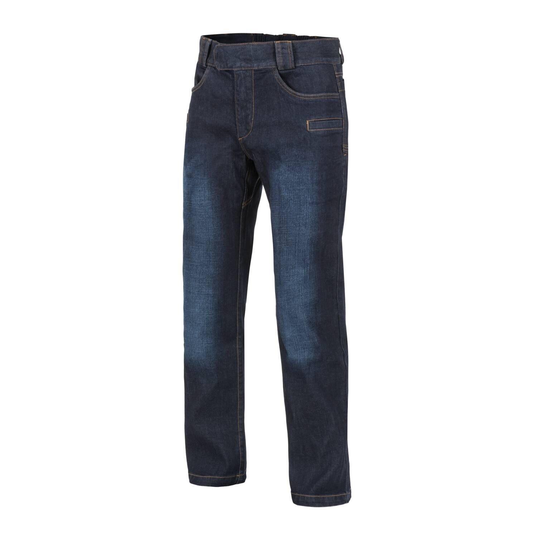 Levně Kalhoty Grayman Tactical Jeans® Denim MID Helikon-Tex® - Blue Jeans (Barva: Blue Jeans, Velikost: 3XL - long)