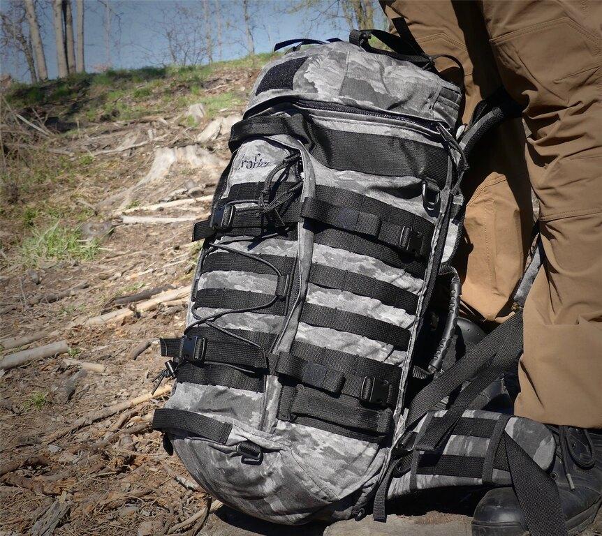 Vojenský batoh Wisport® Crafter 55 - A-TACS LE
