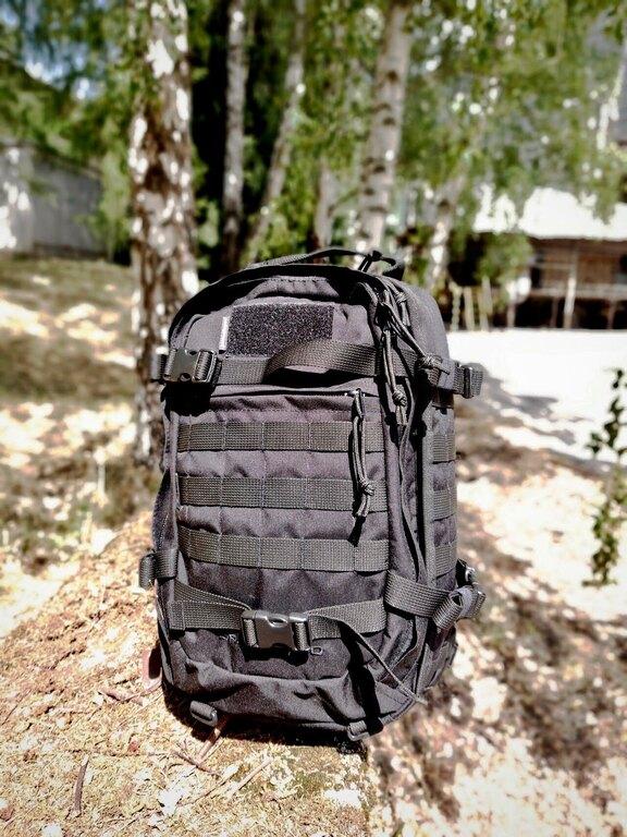 Batoh Wisport® Sparrow 20l - černý