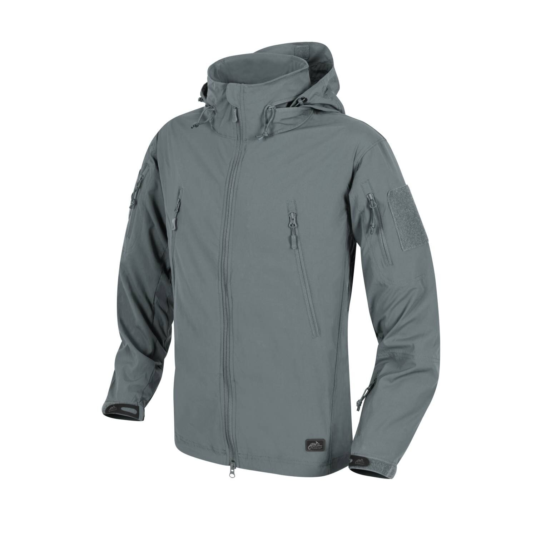 Levně Softshelová bunda Trooper Stormtech® Helikon-Tex® - Alpha Green (Barva: Alpha Green, Velikost: XXL)