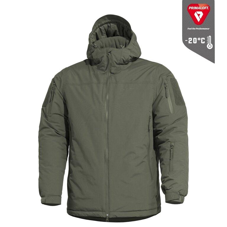 Zimní bunda PENTAGON® Velocity PrimaLoft® Ultra™ - černá