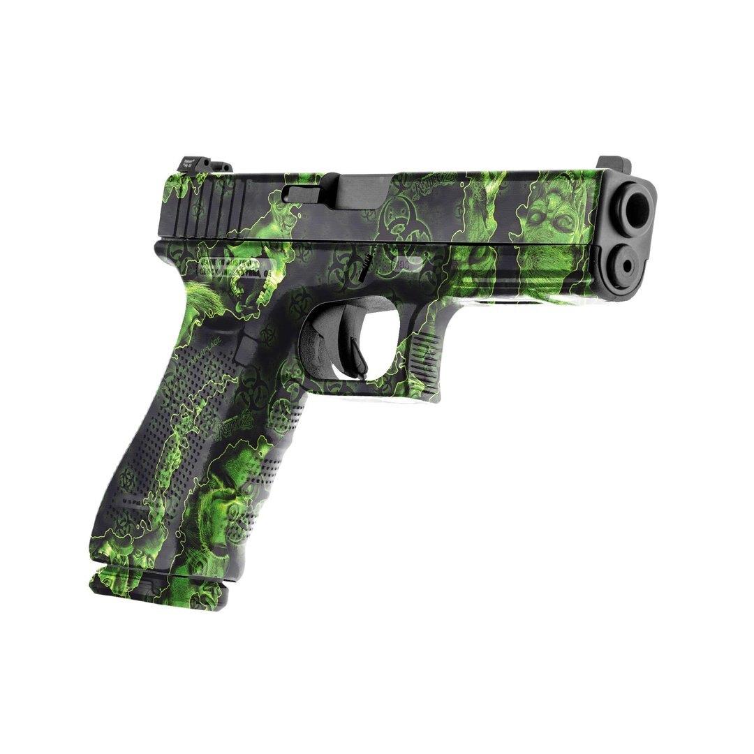 GunSkins® prémiový vinylový skin na pistoli – Proveil® Reaper Z™ (Barva: Proveil® Reaper Z™)