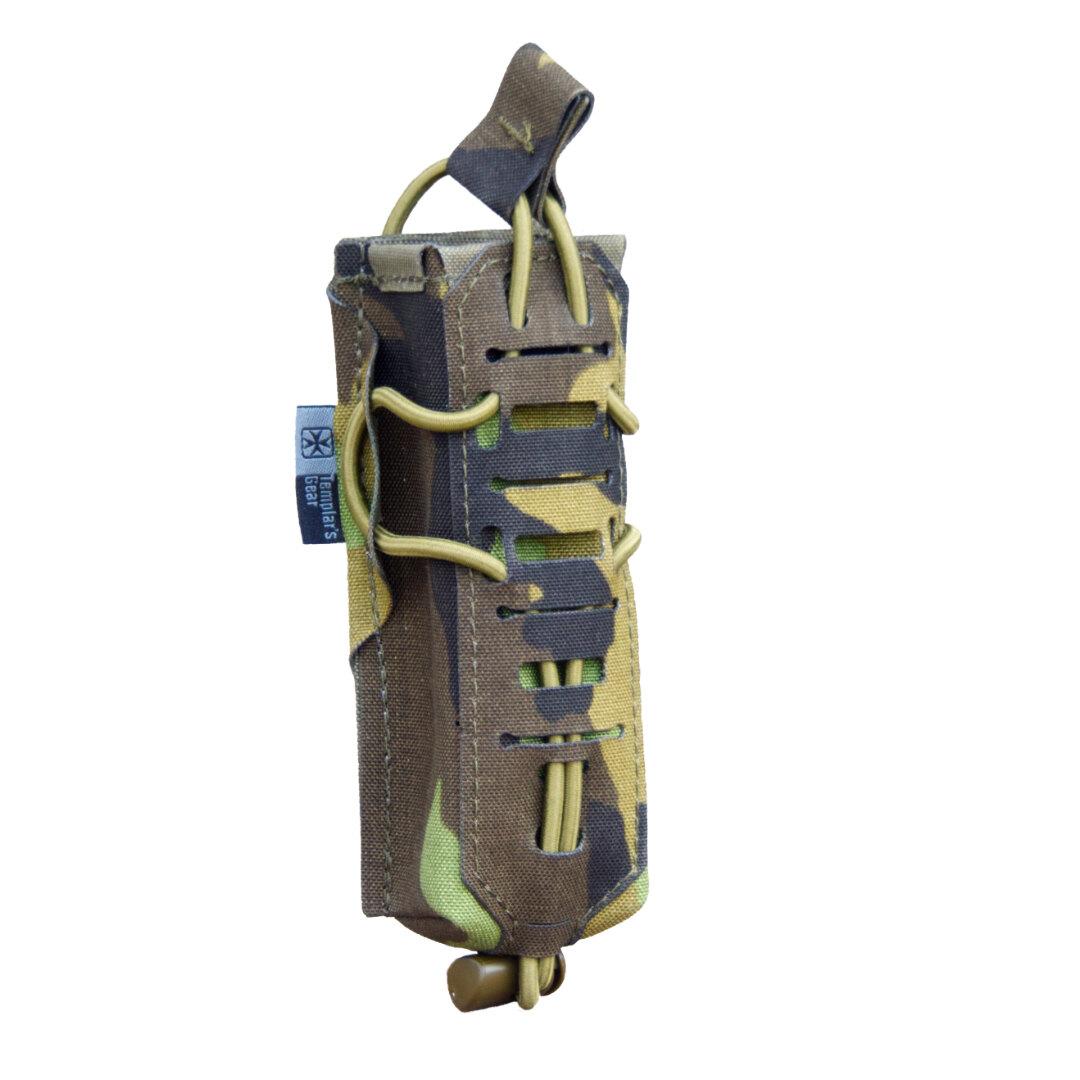 Sumka na větší samopalový zásobník PM-FAT Gen3 Templar's Gear® (Barva: Vzor 95 woodland )