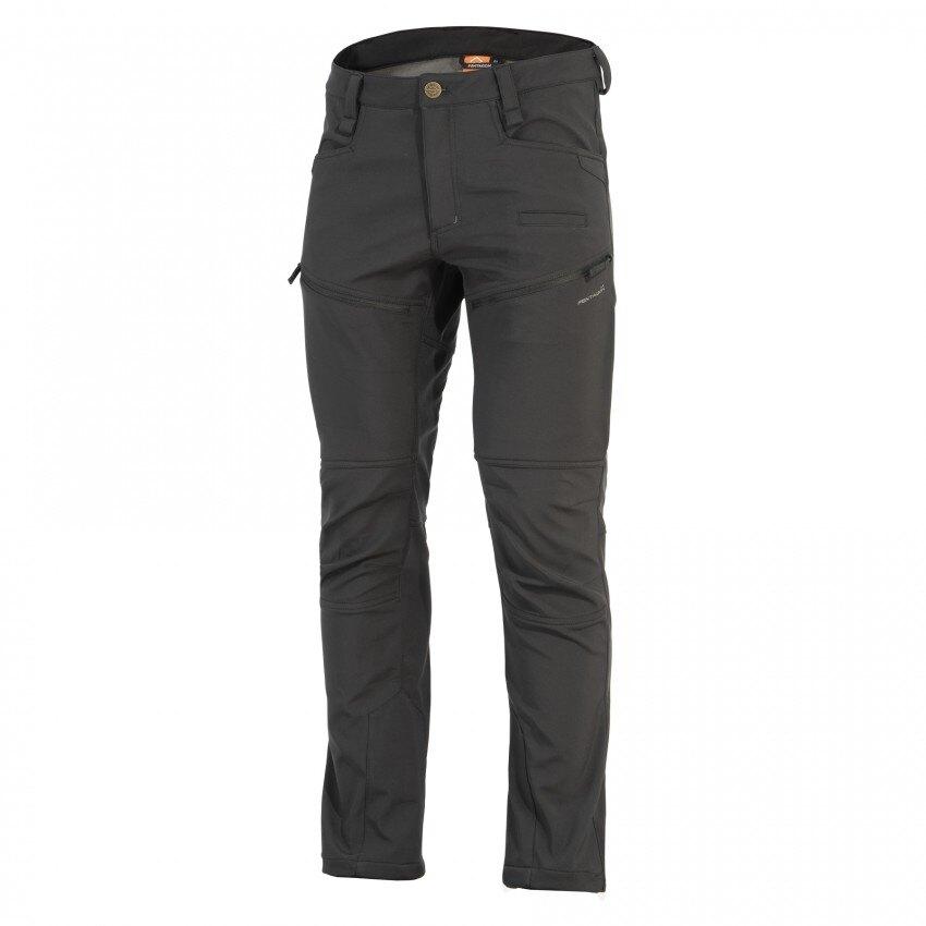 Softshellové kalhoty Renegade Pentagon® (Barva: Černá, Velikost: 44)