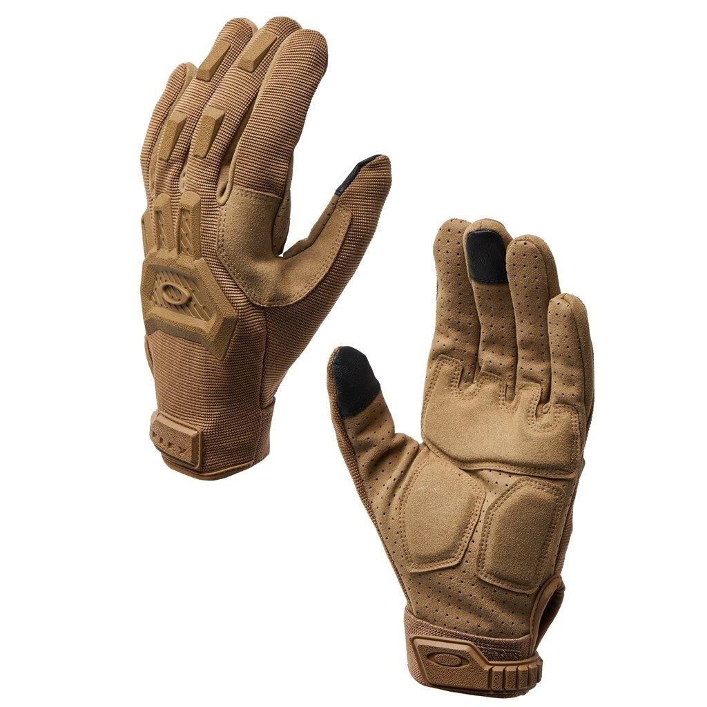 Levně Rukavice Flexion 2.0 SI Oakley® – Coyote Brown (Barva: Coyote Brown, Velikost: XL)