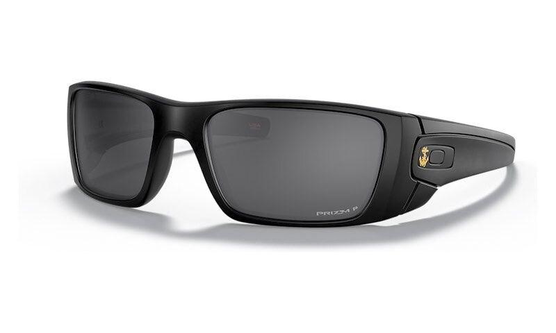 Brýle Fuel Cell® Armed Forces SI Oakley® – Prizm Black Polarizační, Černá (Barva: Černá, Čočky: Prizm Black Polarizační)