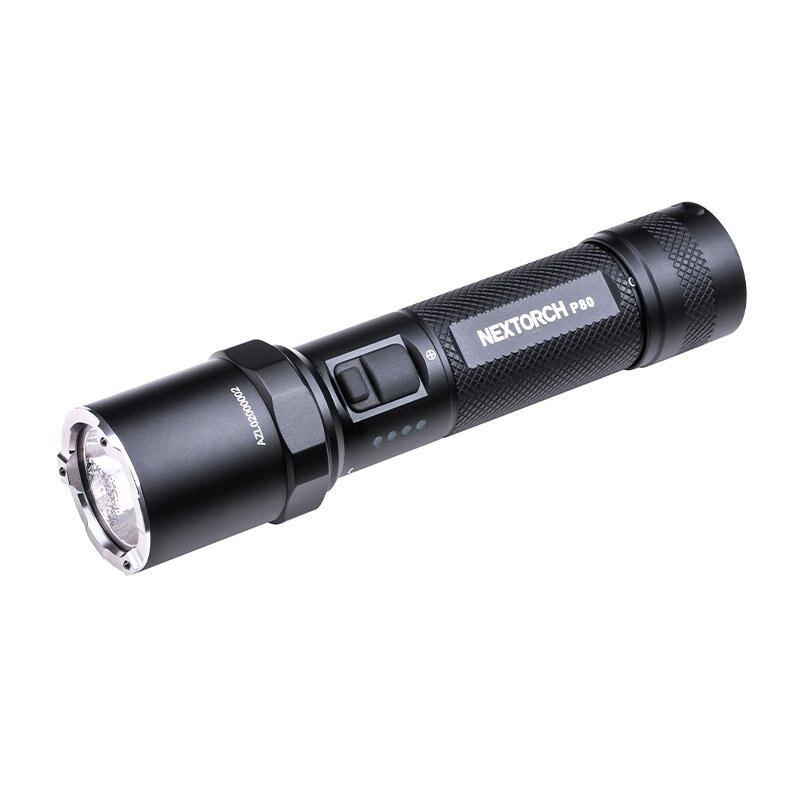 Svítilna Duty P80 / 1300 lm NexTorch® (Barva: Černá)
