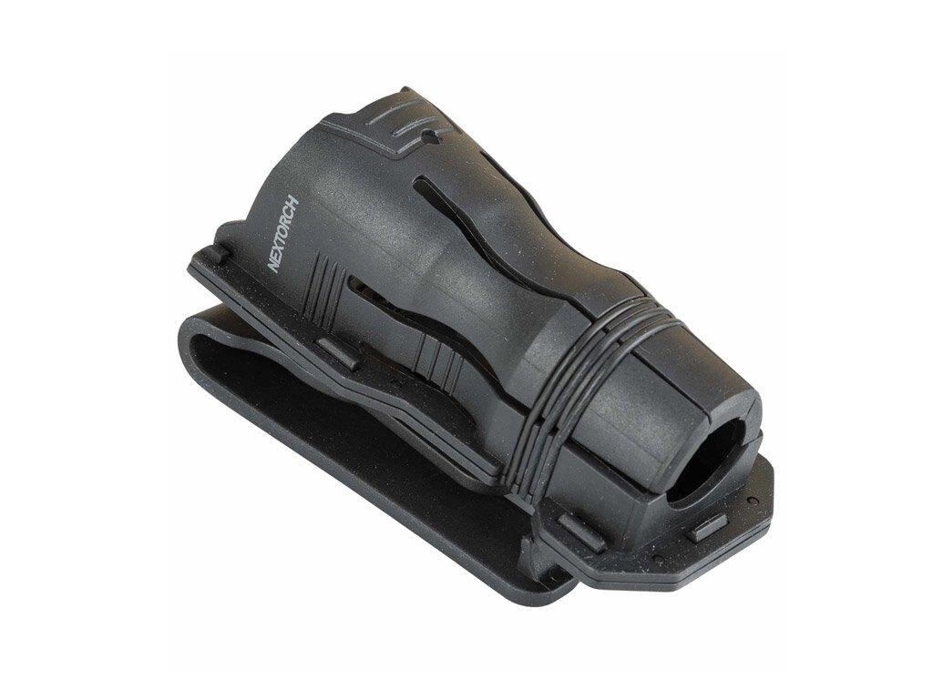 Pouzdro na svítilny V6 NexTorch® (Barva: Černá)