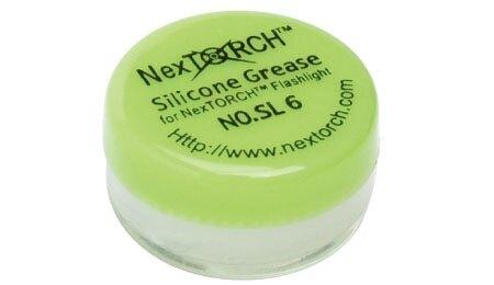 Silikonové mazadlo na závity svítilen NexTorch® (Barva: Žlutá)