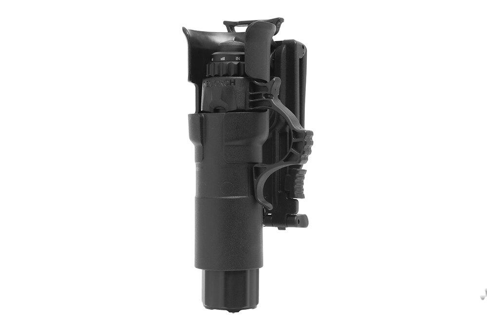 Pouzdro Quick-Draw V31 na svítilnu NexTorch® (Barva: Černá)