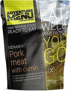 Adventure Menu® - 100% MASO Vepřové maso na kmíně