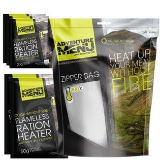Adventure Menu® - Samoohřev ALL IN (5x20g + zipper bag)