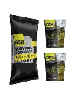 Adventure Menu® - Survival Food Pack - Menu I