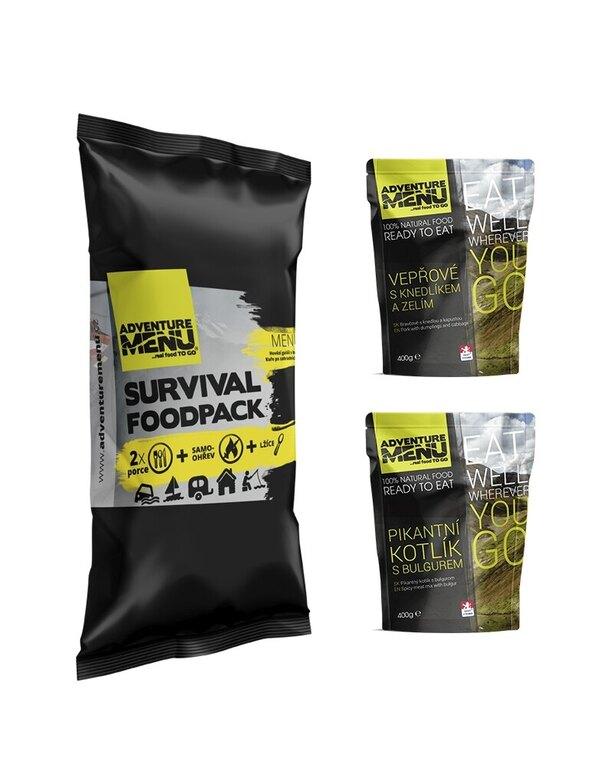 Adventure Menu® - Survival Food Pack - Menu II