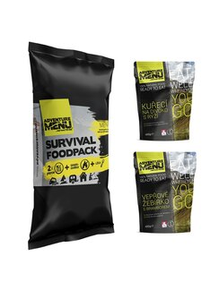 Adventure Menu® - Survival Food Pack - Menu III