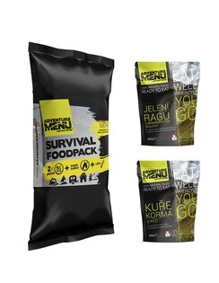 Adventure Menu® - Survival Food Pack - Menu IV