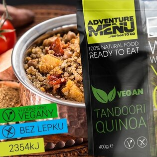 Adventure Menu® - Tandoori Quinoa VEGAN 400g