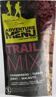 Adventure Menu® - Trail Mix 100g - Brusinka, krůtí maso, pecan
